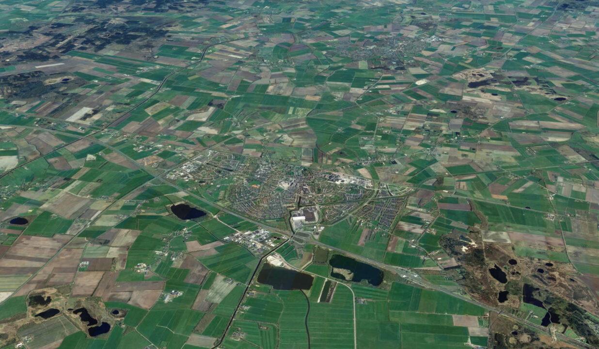 Beilen: interessante landbouwgrond