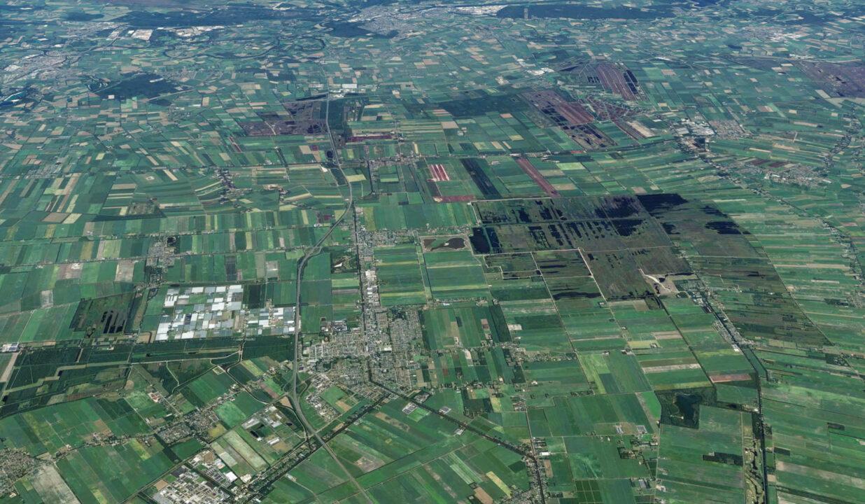 Landbouwgrond in het kansrijke Emmen