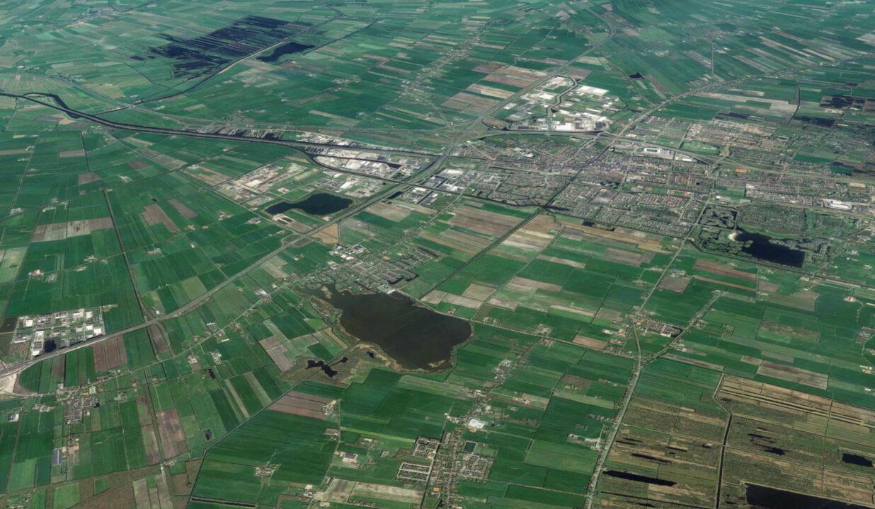 Veelbelovende landbouwkavel in Nijehaske