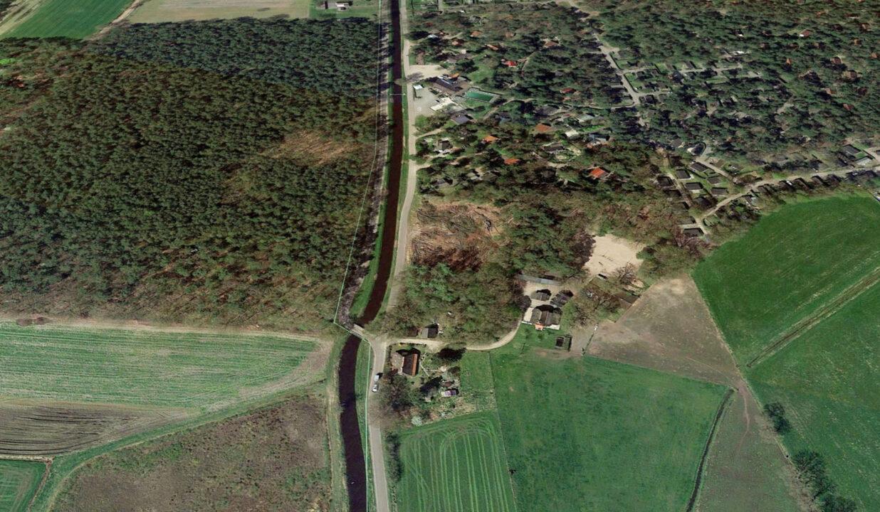 Bosgrond in Ommen nabij Varsen