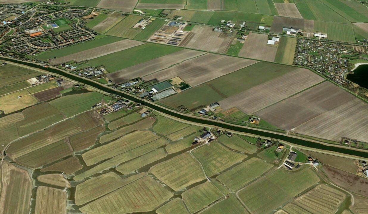 Unieke bouwgrond in Ursem (Noord-Holland)